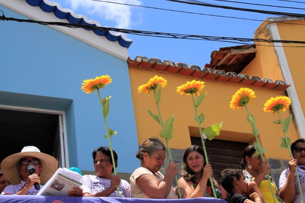 VIII Marcha pela Vida das Mulheres e pela Agroecologia